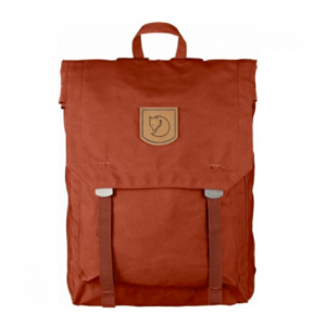 Рюкзак Fjallraven Foldsack No. 1 Brown-Red