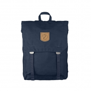 Рюкзак Fjallraven Foldsack No. 1 Navy Blue