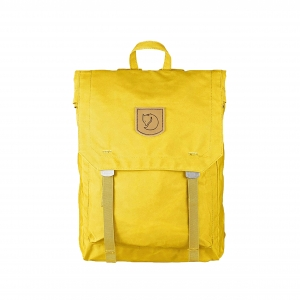 Рюкзак Fjallraven Foldsack No. 1 Warm Yellow