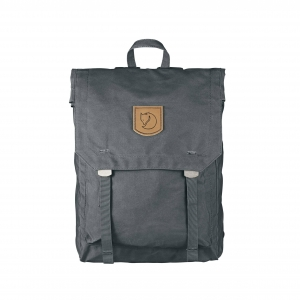 Рюкзак Fjallraven Foldsack No. 1 Graphite Black