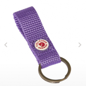 Брелок Fjallraven Kanken Purple