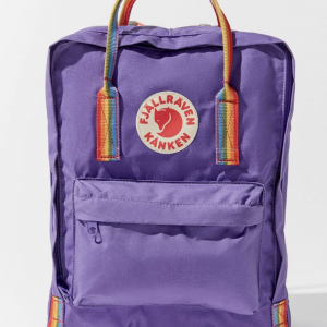Рюкзак Fjallraven Kanken Classic Purple Rainbow Pattern