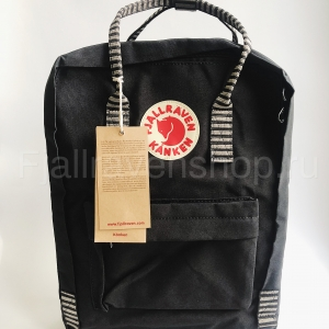 Рюкзак Fjallraven Kanken Classic Black Stripped