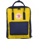 Купить рюкзак Fjallraven Kanken  Коллекция Rainbow, Stripped