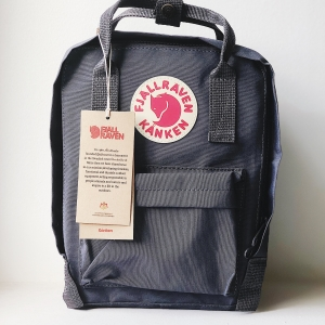 Рюкзак Fjallraven Kanken Mini Graphite