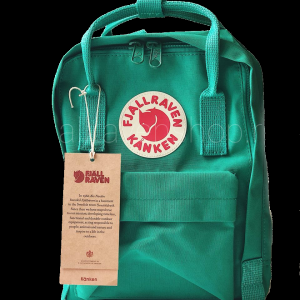 Рюкзак Fjallraven Kanken Mini Teal Green