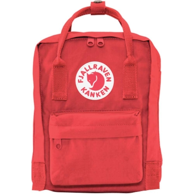 Рюкзак Fjallraven Kanken Mini Bright Red