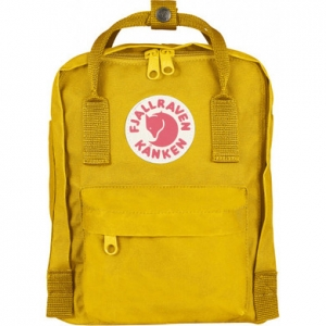 Рюкзак Fjallraven Kanken Mini Yellow