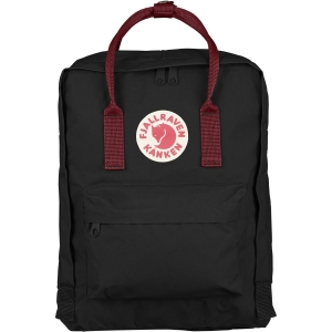 Рюкзак Fjallraven Kanken Classic Black + Red Ox