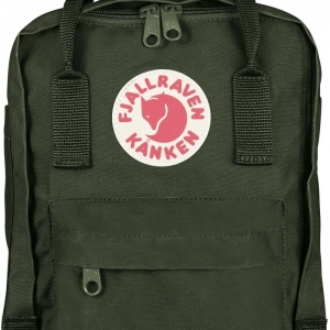 Рюкзак Fjallraven Kanken Mini Forest Green