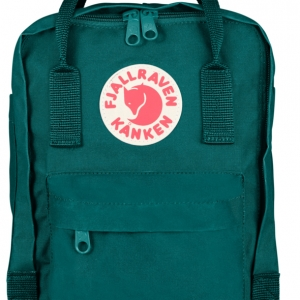 Рюкзак Fjallraven Kanken Mini Ocean Green