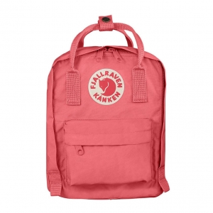 Рюкзак Fjallraven Kanken Mini Peach Pink